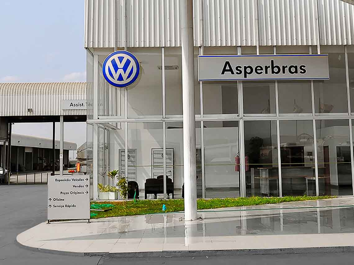 VW ANGOLA DEALERSHIP - ASPERBRAS