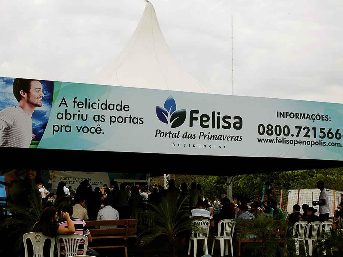 ASPERBRAS EMPREENDIMENTOS LANÇA RESIDENCIAL EM PENÁPOLIS - ASPERBRAS