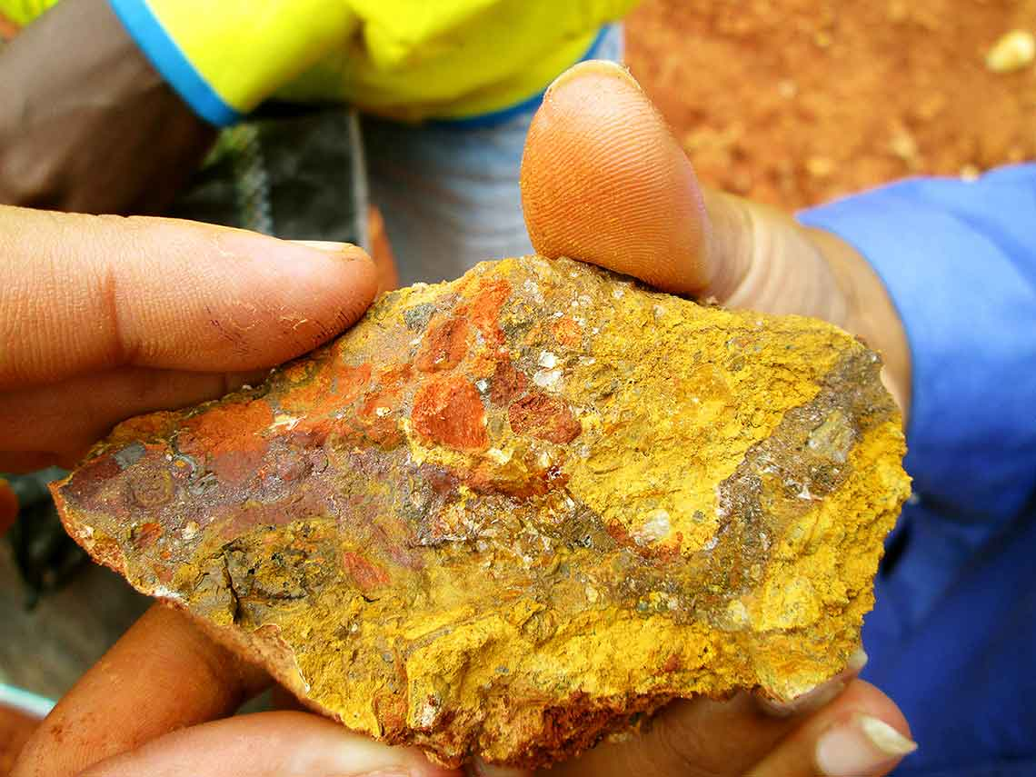 GEOLOGY AND MINING - ASPERBRAS