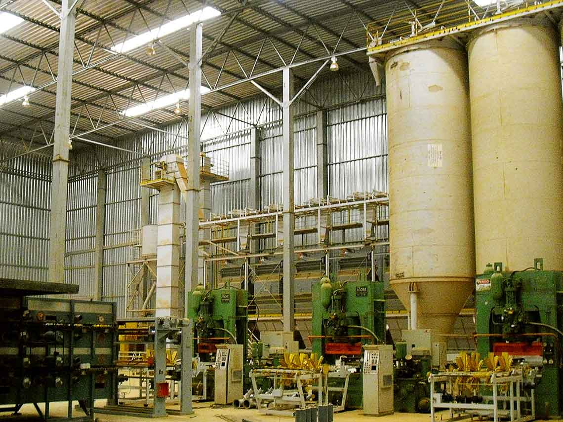 INDUSTRIAL TECHNOLOGY AND CONSTRUCTION - ASPERBRAS