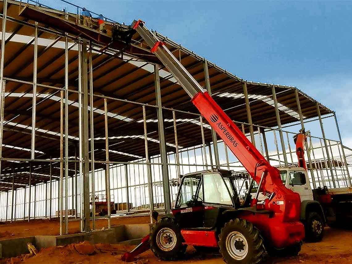 Tecnologia Industrial e Construção - ASPERBRAS