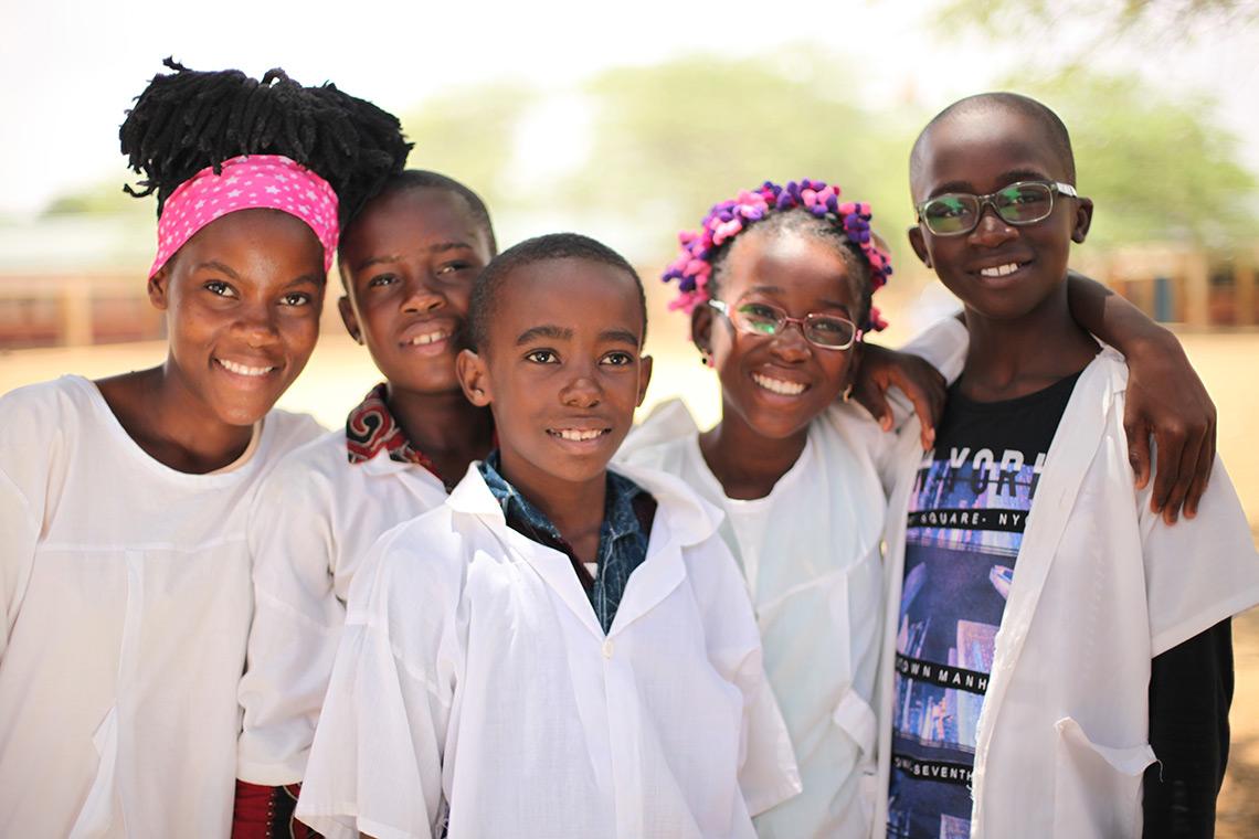 Programa de Mobilidade Escolar Angola - ASPERBRAS