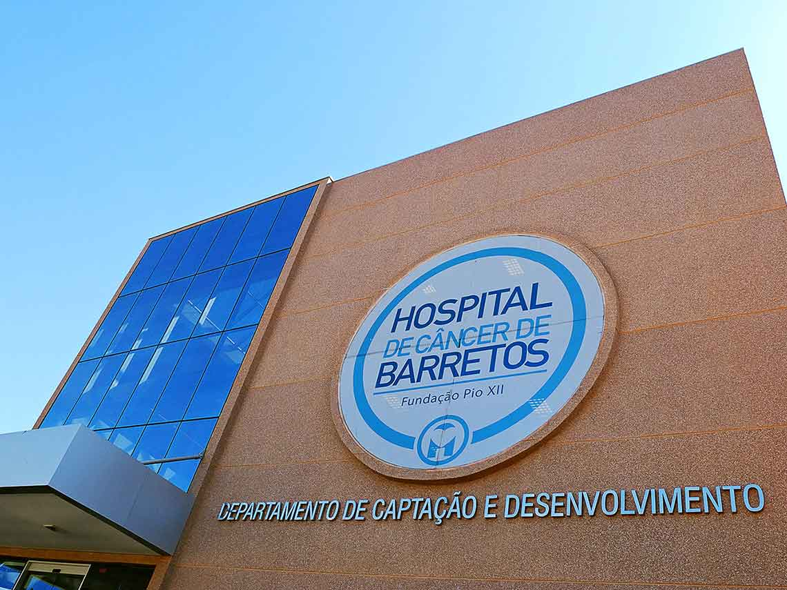 HÔPITAL DU CANCER DE BARRETOS - ASPERBRAS