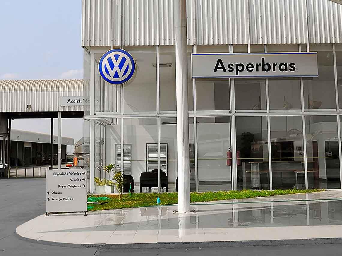 VW ANGOLA DEALERSHIP - ASPERBRAS