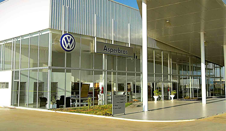 Concessionária VW Angola - ASPERBRAS