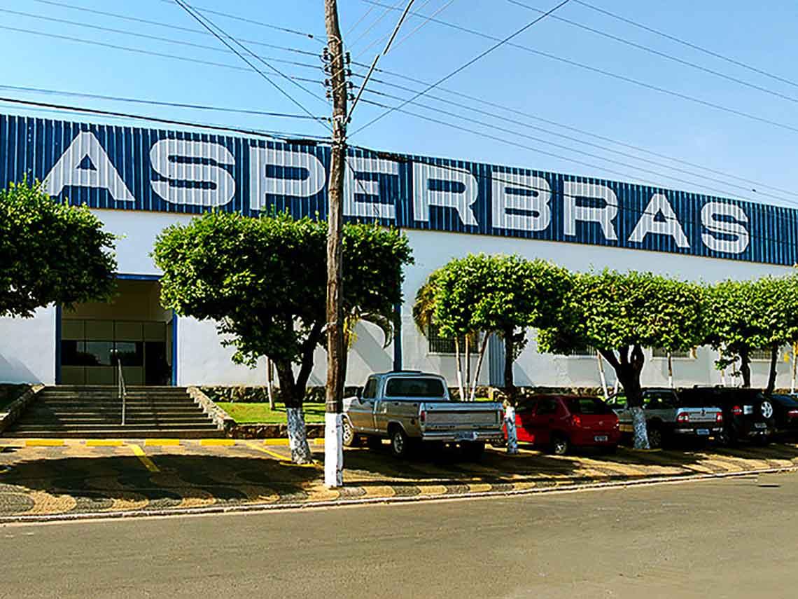 ASPERBRAS PIPES AND CONNECTORS - ASPERBRAS