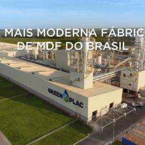 A MAIS MODERNA FÁBRICA DE MDF DO BRASIL - ASPERBRAS