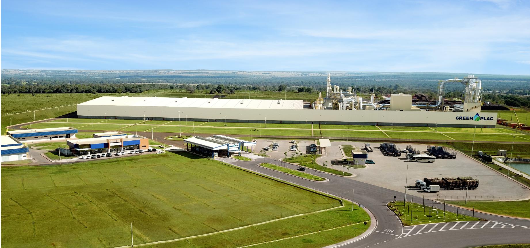 Nova Indústria Greenplac - ASPERBRAS