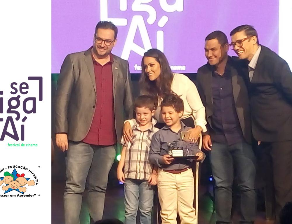 La Fondation Nelly Jorge Colnaghi remporte un prix de la TV TEM - ASPERBRAS