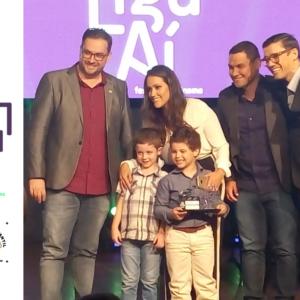 Fundação Nelly Jorge Colnaghi conquista prêmio da TV TEM - ASPERBRAS