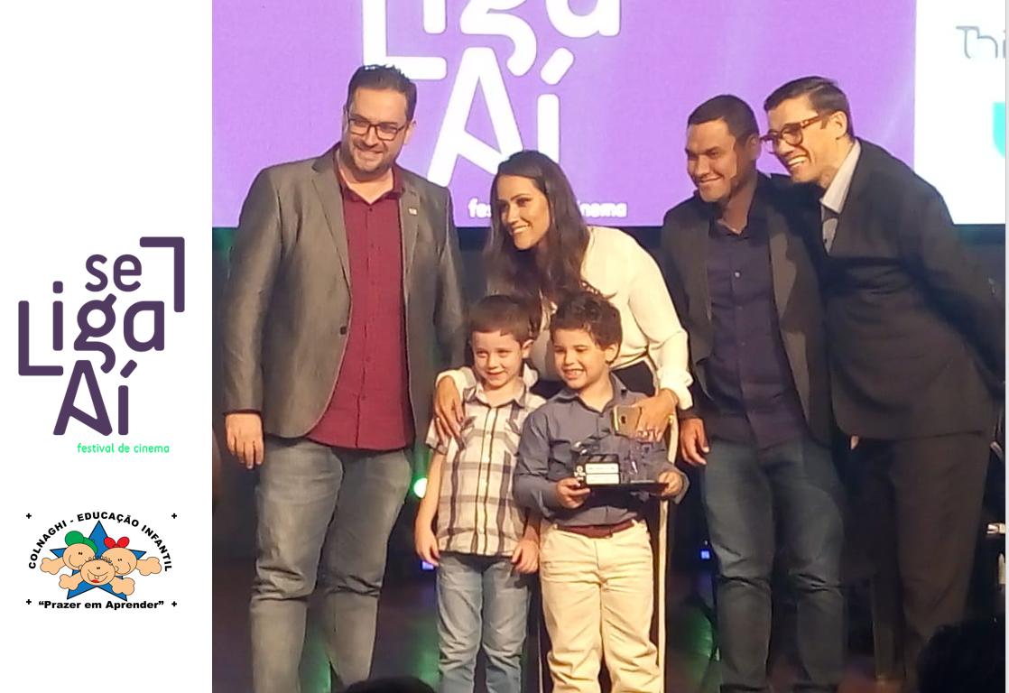 Nelly Jorge Colnaghi Foundation wins TV TEM award - ASPERBRAS