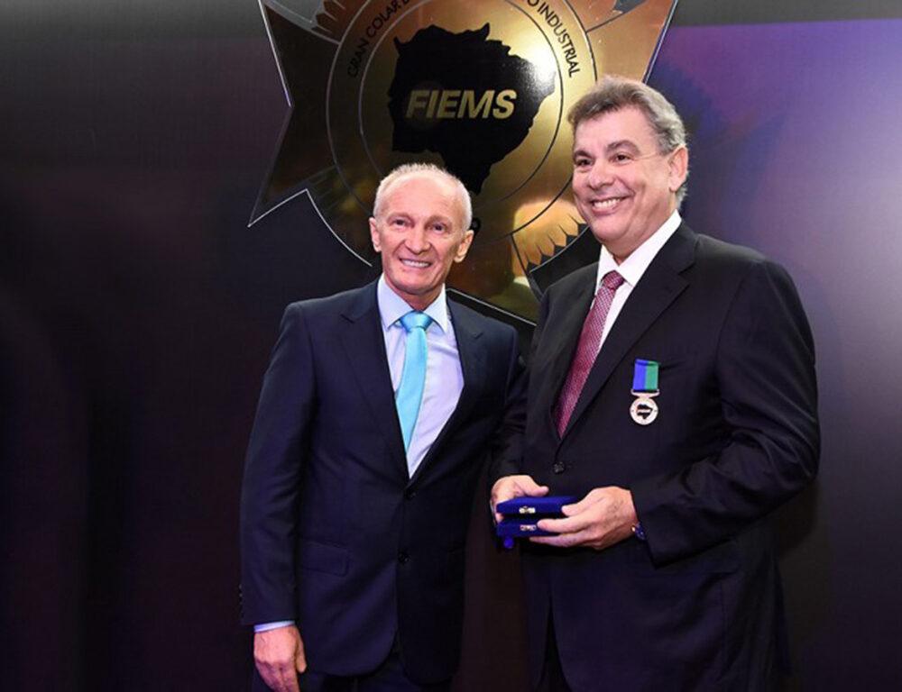 Prêmio Gran Colar fecha 2019 com chave de ouro - ASPERBRAS