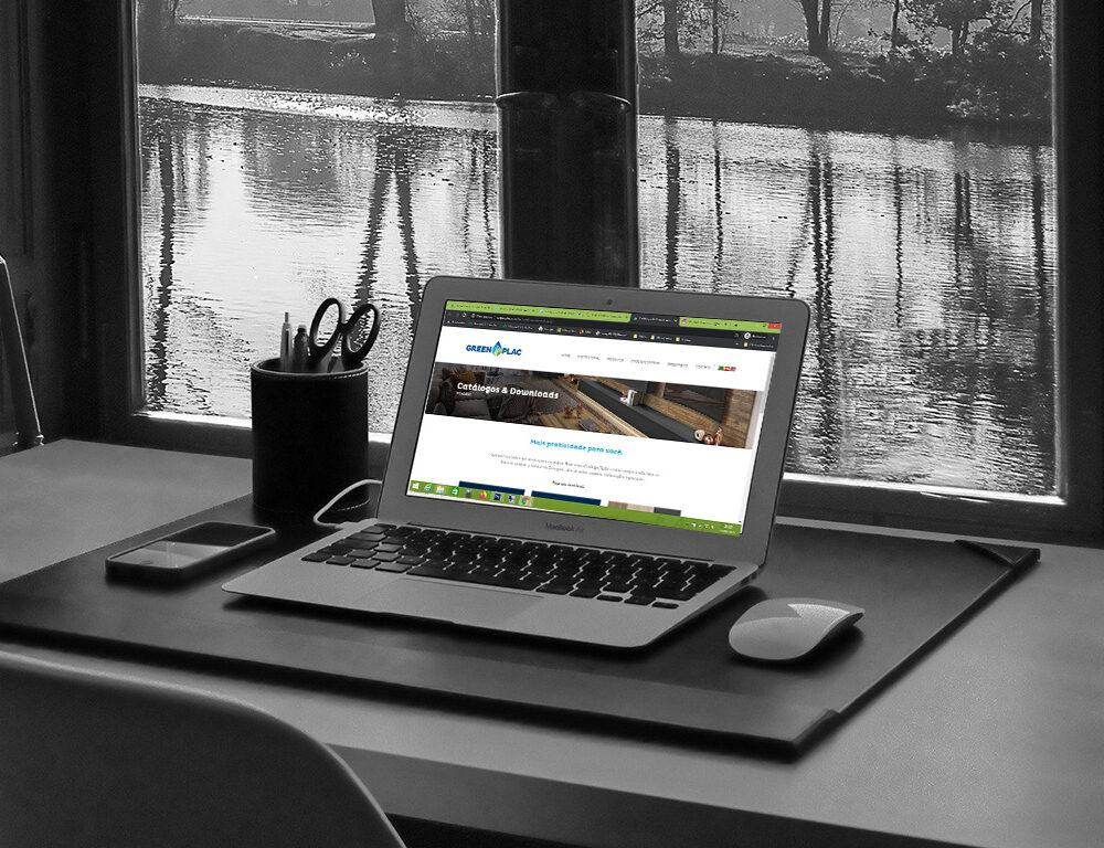 Greenplac launches online catalog - ASPERBRAS